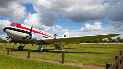 ZK-AZL - Douglas DC-3C - James Aviation