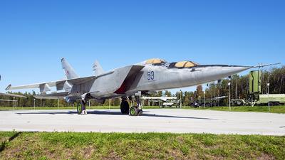 53 - Mikoyan-Gurevich MiG-25PU Foxbat - Soviet Union - Air Force
