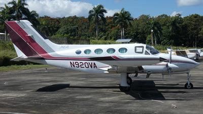 N920VA - Cessna 414 Chancellor - Private