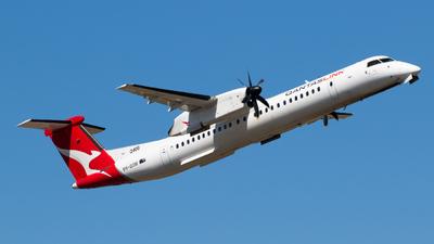 VH-QOM - Bombardier Dash 8-Q402 - QantasLink (Sunstate Airlines)