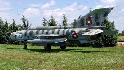 388 - Mikoyan-Gurevich MiG-21bis Fishbed L - Bulgaria - Air Force