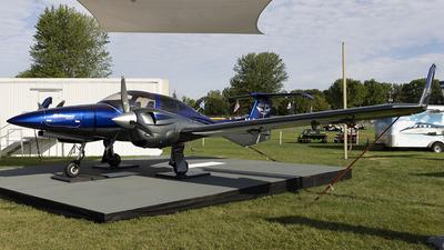 N421BL - Diamond DA-42 NG Twin Star - Blue Line Aviation