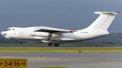 EW-448TH - Ilyushin IL-76TD - RubyStar