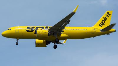 N931NK - Airbus A320-271N - Spirit Airlines