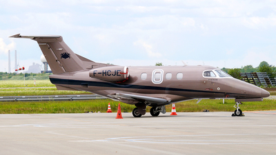 F-HCJE - Embraer 500 Phenom 100 - Private