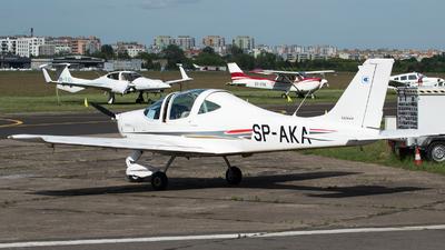 SP-AKA - Tecnam P2002JF Sierra - Aero Club - Kielce