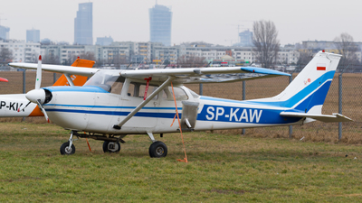 SP-KAW - Reims-Cessna FR172G Reims Rocket - Private