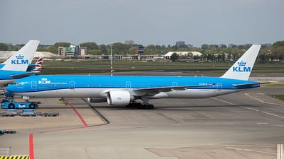 PH-BVN - Boeing 777-306ER - KLM Royal Dutch Airlines