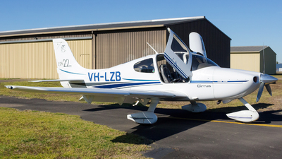 VH-LZB - Cirrus SR22 - Private