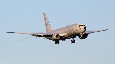 169346 - Boeing P-8A Poseidon - United States - US Navy (USN)