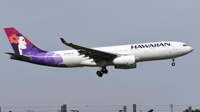 A picture of N379HA - Airbus A330243 - Hawaiian Airlines - © Akihiko Takahashi