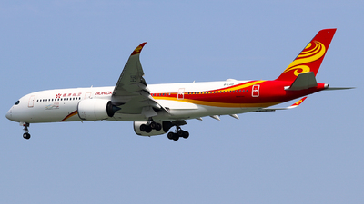 A picture of BLGD - Airbus A350941 - Hong Kong Airlines - © ZUCK-ZX