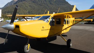 ZK-MLF - Gippsland GA-8 Airvan - Southern Alps Air