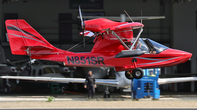 N851SR - Progressive Aerodyne Searey LSA - Private