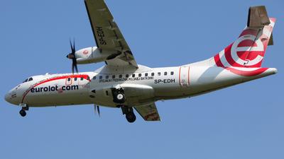 SP-EDH - ATR 42-500 - EuroLOT