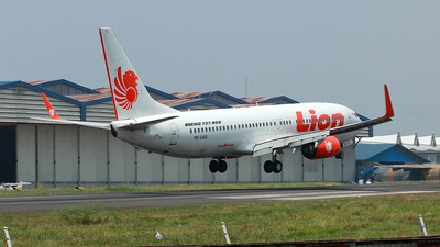 PK-LKQ - Boeing 737-8GP - Lion Air