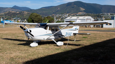 ZK-KAZ - Cessna 172S Skyhawk SP - Kapiti Districts Aero Club