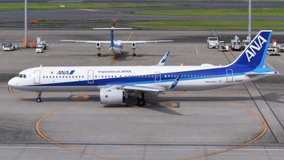 JA140A - Airbus A321-272N - All Nippon Airways (ANA)