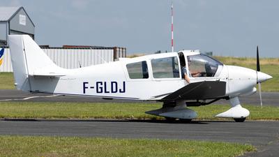 F-GLDJ - Robin DR400/120 Dauphin 2 - Aéroclub de Royan - Côte de Beauté