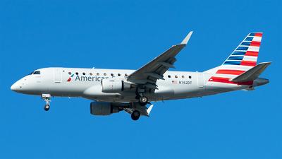 N762DT - Embraer 170-100STD - American Eagle (Envoy Air)