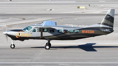 N145SH - Cessna 208B Grand Caravan - Sundance Helicopters