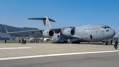 05-5151 - Boeing C-17A Globemaster III - United States - US Air Force (USAF)