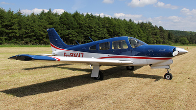 G-BNVT - Piper PA-28R-201T Turbo Cherokee Arrow III - Private