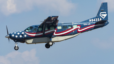 N843SA - Cessna 208B Grand Caravan - Gem Air