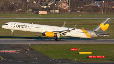 D-ABOA - Boeing 757-330 - Condor