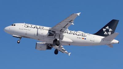 D-AILT - Airbus A319-114 - Lufthansa CityLine