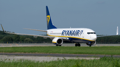 SP-RKH - Boeing 737-8AS - Ryanair Sun