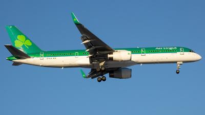 A picture of EICJX - Boeing 7572Y0 - [26160] - © Stephen J Stein