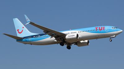 G-TAWG - Boeing 737-8K5 - TUI