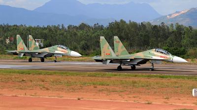 8594 - Sukhoi Su-30MK2V - Vietnam - Air Force