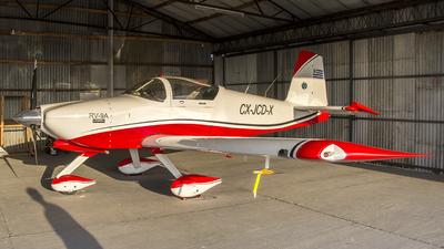CX-JCD-X - Vans RV-9A - Private