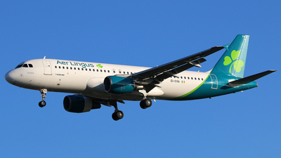 A picture of EICVA - Airbus A320214 - Aer Lingus - © Brian T Richards