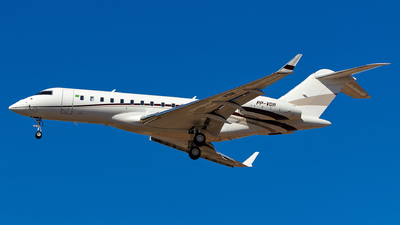 A picture of PPVDR - Bombardier Global Express - [9312] - © Juan Cosmo | PSW Aviation