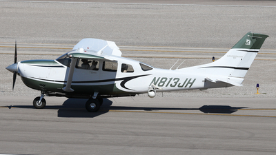 N813JH - Cessna T206H Stationair TC - Private