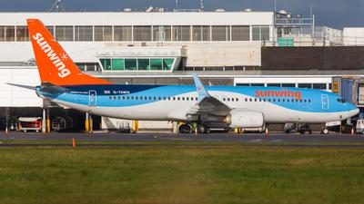 G-TAWN - Boeing 737-8K5 - TUI
