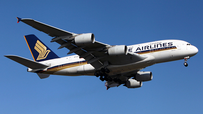 9V-SKC - Airbus A380-841 - Singapore Airlines