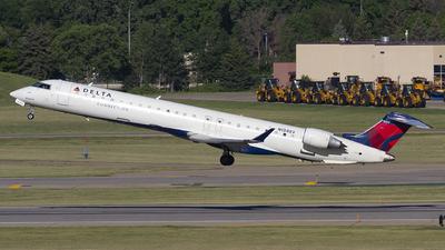 N134EV - Bombardier CRJ-900LR - Delta Connection (Endeavor Air)
