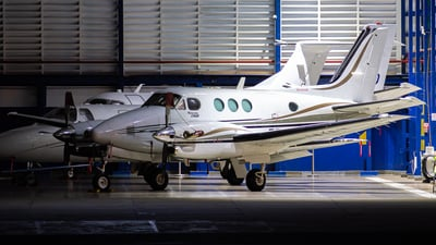 PP-WAT - Beechcraft C90A King Air - Private