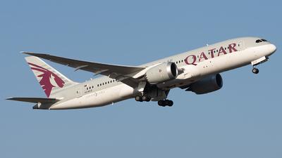 A picture of A7BCZ - Boeing 7878 Dreamliner - Qatar Airways - © Marcel Rudolf