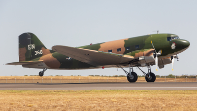 VH-AGU - Douglas DC-3C - Private