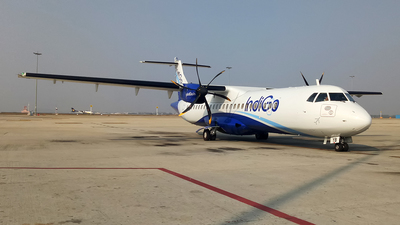 VT-IYB - ATR 72-212A(600) - IndiGo Airlines