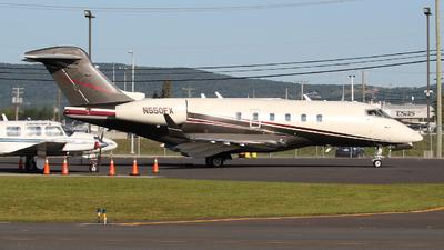 N550FX - Bombardier BD-100-1A10 Challenger 300 - Flexjet