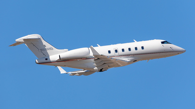 N88HD - Bombardier BD-100-1A10 Challenger 350 - Private