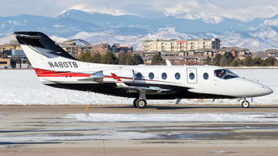 N480TB - Beechcraft 400A Beechjet - Private