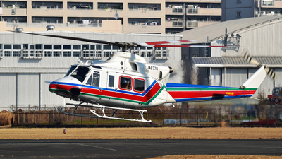 JA6776 - Bell 412EP - Private