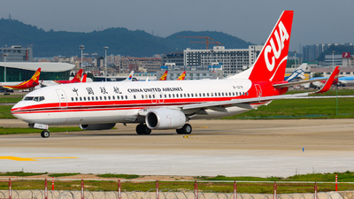 A picture of B1278 - Boeing 73789P - China United Airlines - © libohang